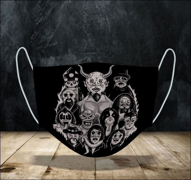 Soul Keeper face mask