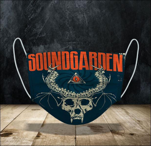 Soundgarden face mask