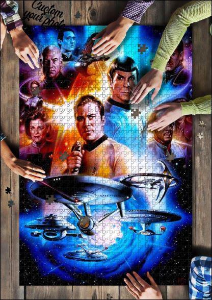 Star Trek Jigsaw Puzzle