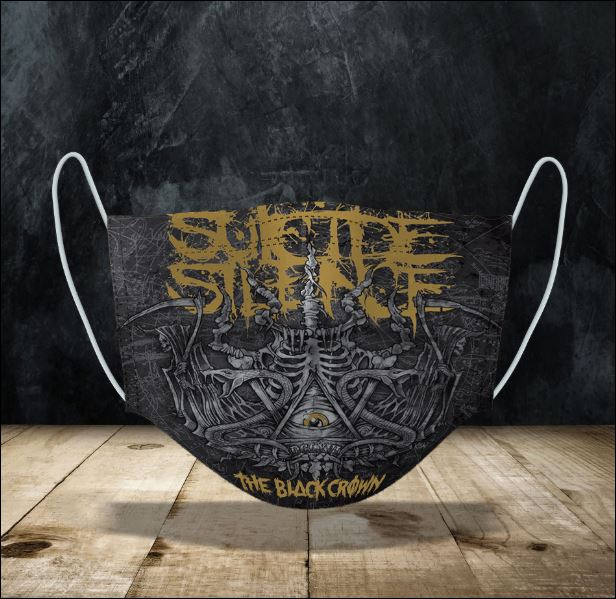 Suicide Silence face mask