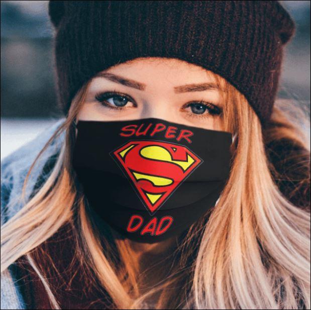 Super dad face mask