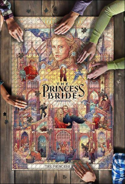 The Princess Bride Jigsaw Puzzle