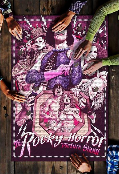 The Rocky Horror Picture Show Jigsaw Puzzle