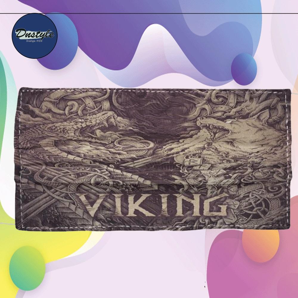 Viking cloth face mask