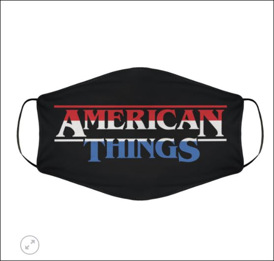 American things face mask
