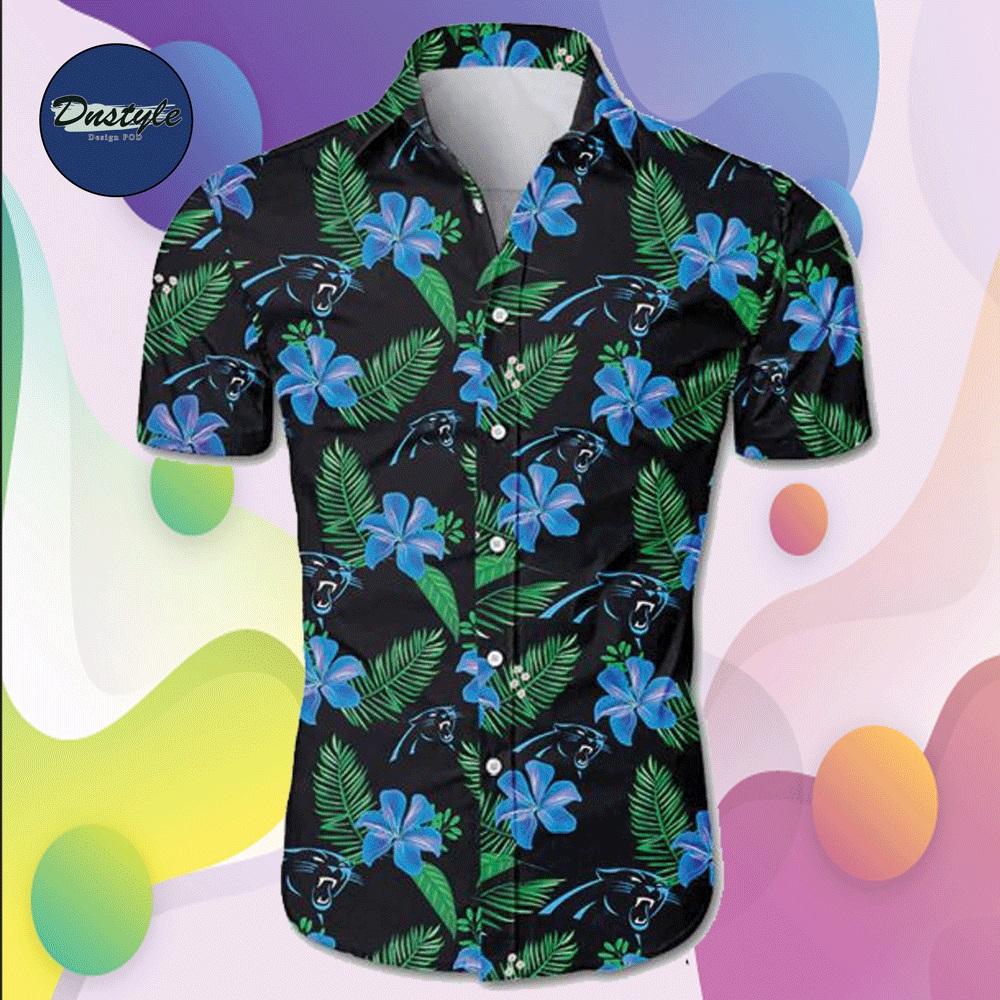 Carolina Panthers hawaiian shirt