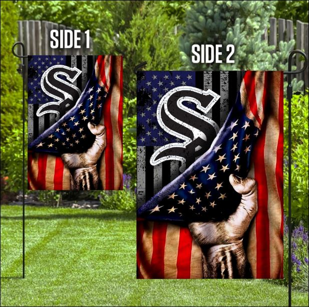 Chicago White Sox American flag
