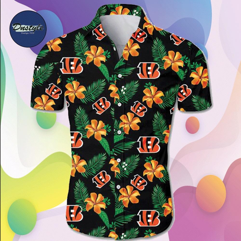 Cincinnati Bengals hawaiian shirt