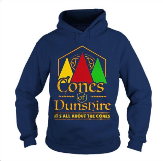 Cones of Dunshire hoodie