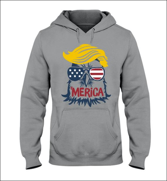 Eagle Donald Trump hoodie