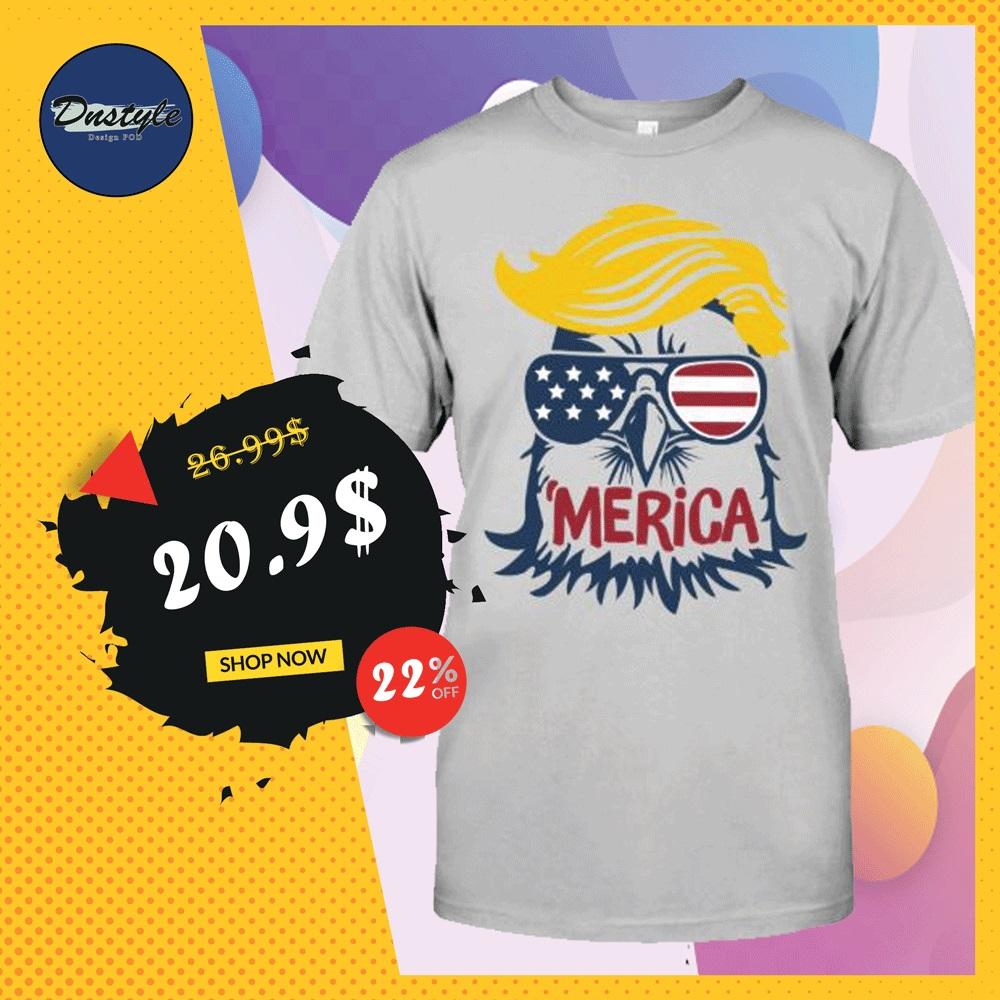 Eagle Donald Trump shirt