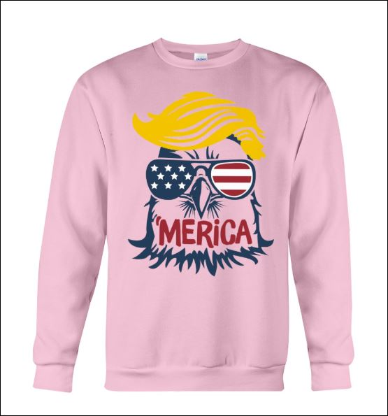 Eagle Donald Trump sweater