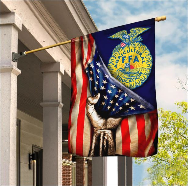 FFA Agricultural education American flag