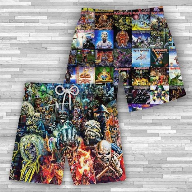 Iron Maiden 3D short