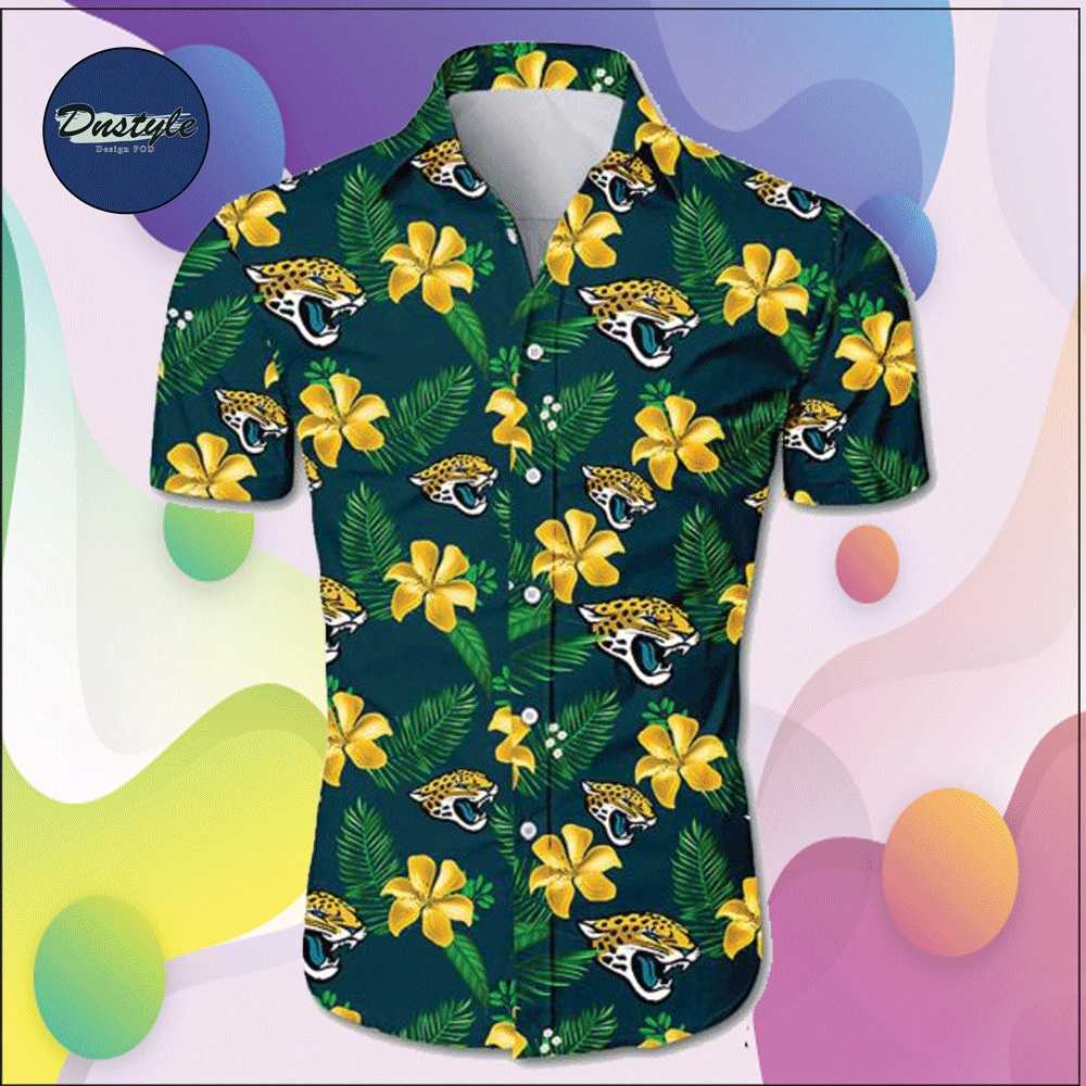 Jacksonville Jaguars Hawaiian shirt