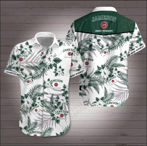 Jameson 3D Hawaiian shirt