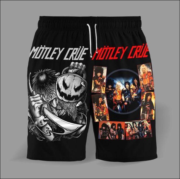 Mötley Crüe 3D short