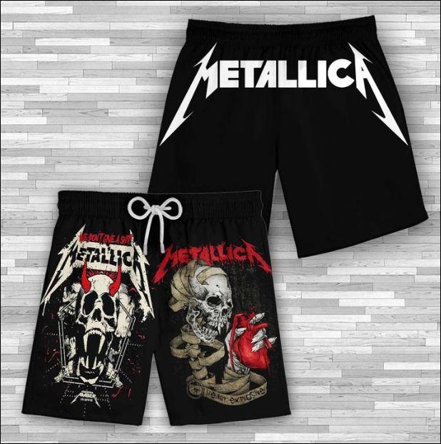 Metallica 3D short