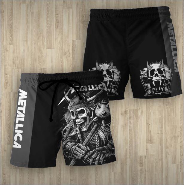 Metallica short
