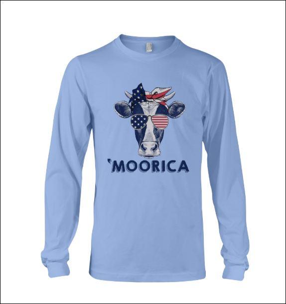 Moorica long sleeved