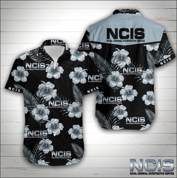 NCIS hawaiian shirt