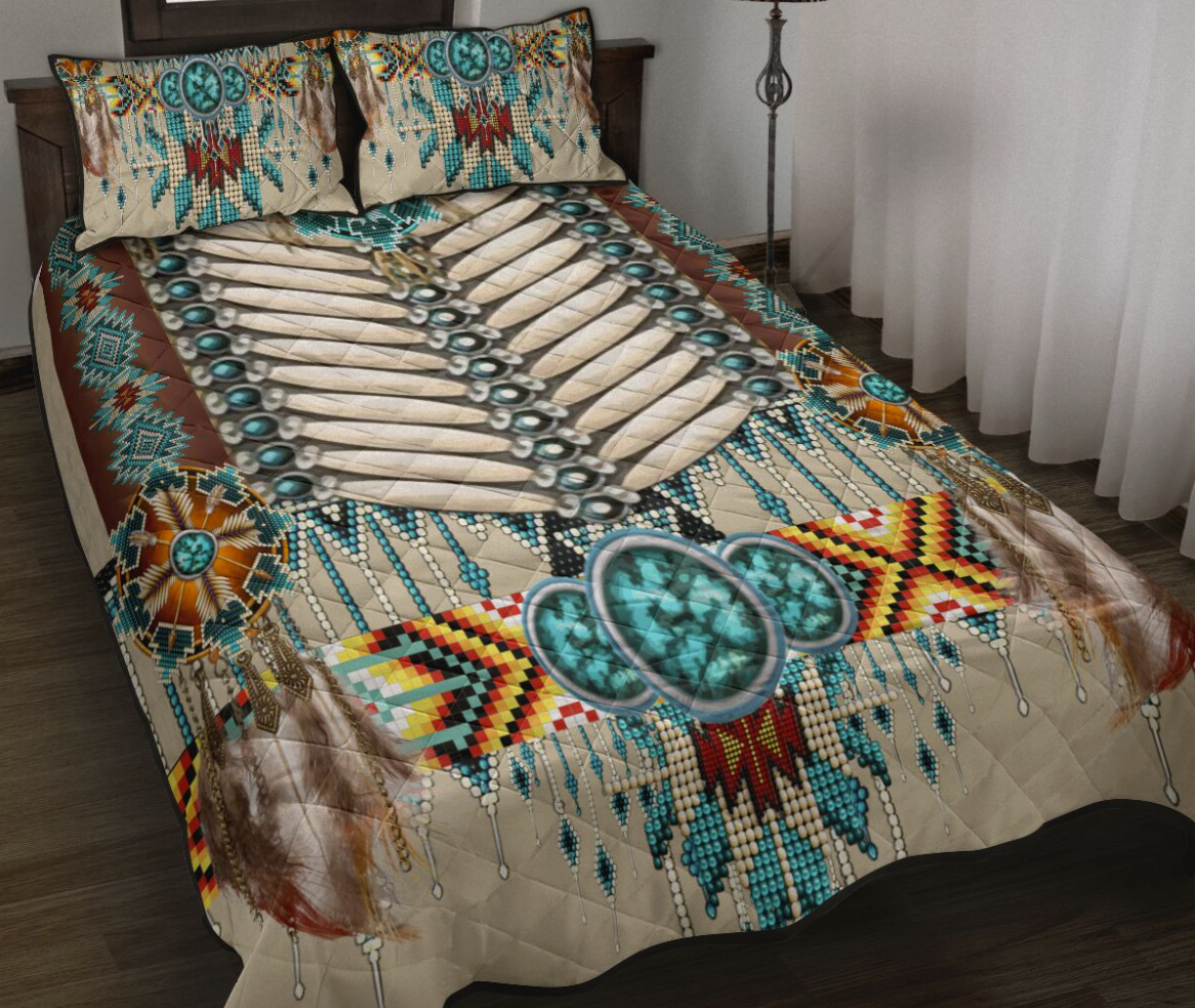Native American bedding set