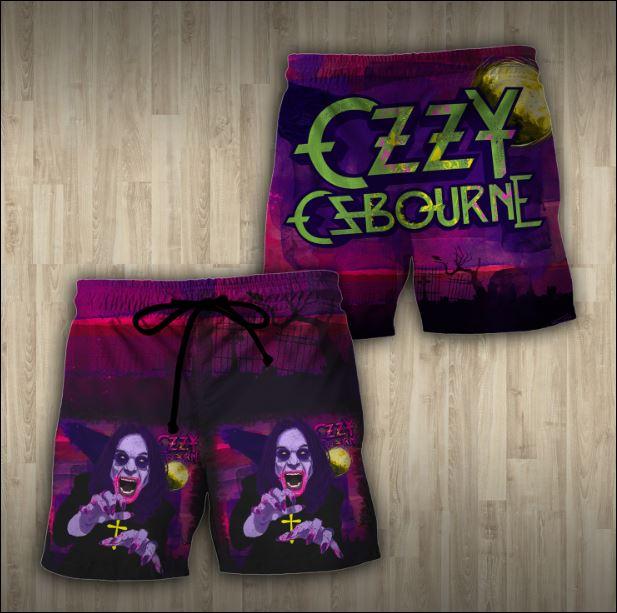 Ozzy Osbourne Short