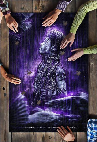 Prince jigsaw puzzle