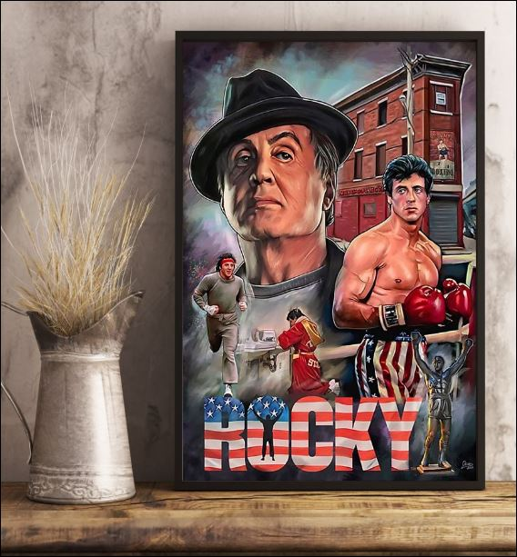 Rocky vertical poster 3