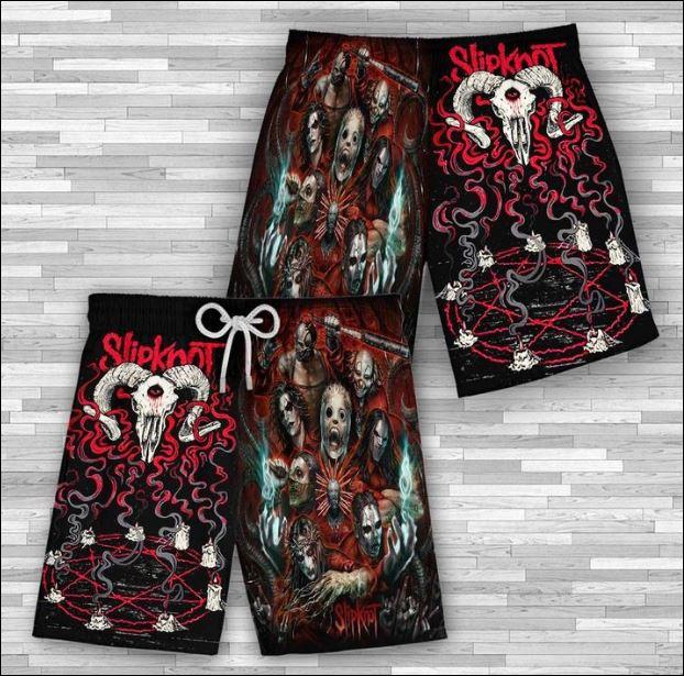 Slipknot 3D short