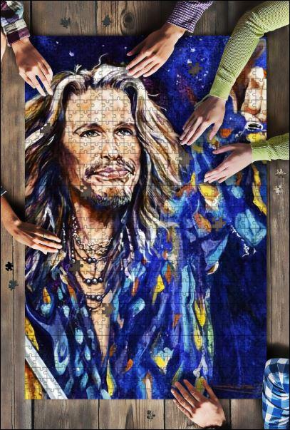 Steven Tyler jigsaw puzzle