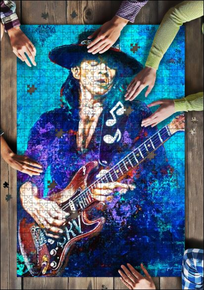 Stevie Ray Vaughan jigsaw puzzle