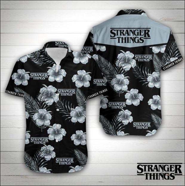 Stranger Things hawaiian shirt