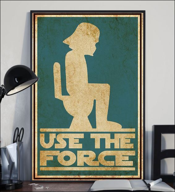 Use the force poster 1