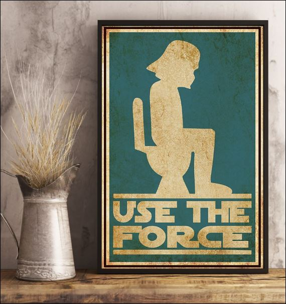 Use the force poster 2
