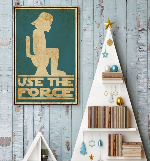 Use the force poster 3