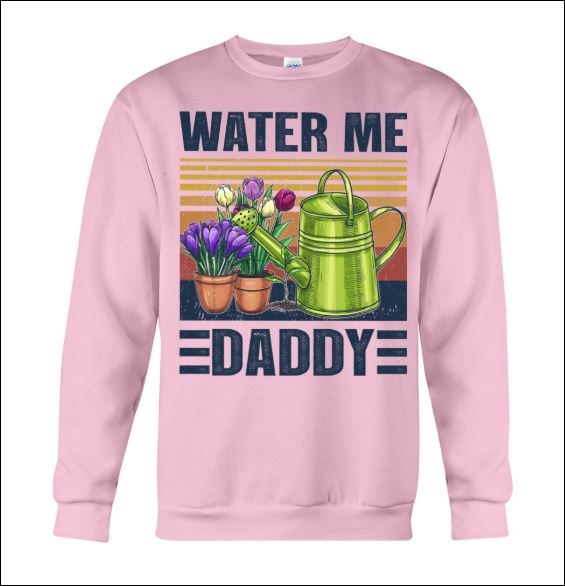 Water me daddy vintage sweater