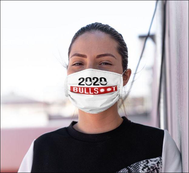 2020 bullshirt face mask