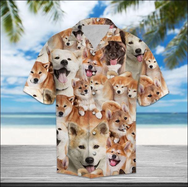 Akika hawaiian shirt