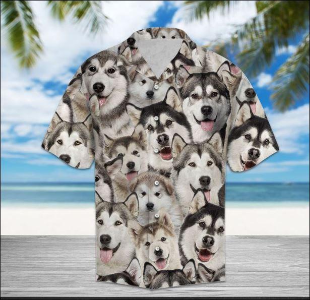 Alaska Hawaiian shirt