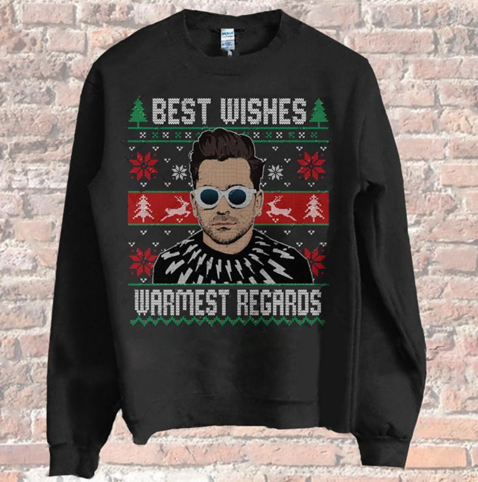 Best wishes warmest regards sweatshirt
