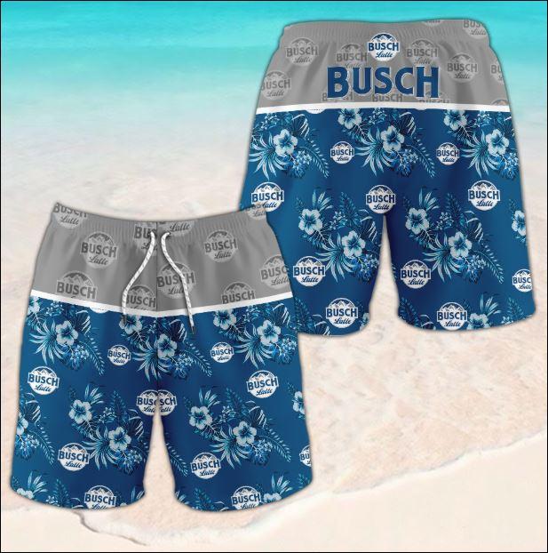 Busch light beach short