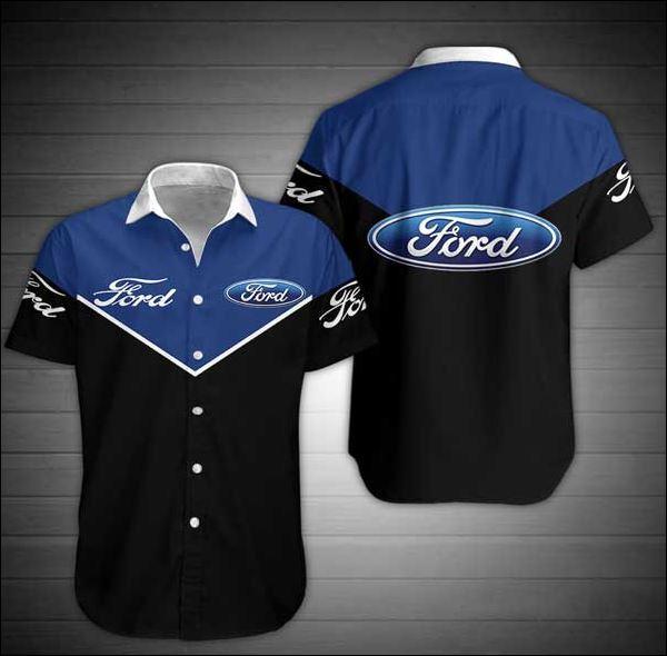 Ford hawaiian shirt