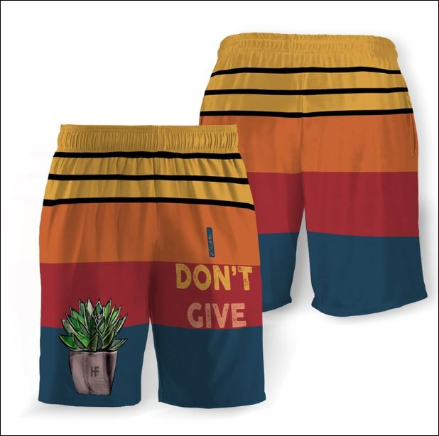 I don't give beach short