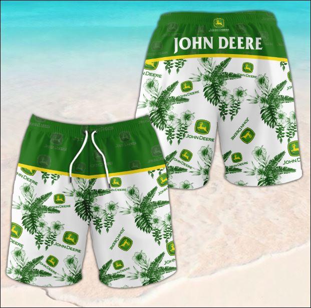John Deere beach short