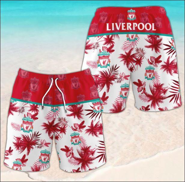 Liverpool beach short