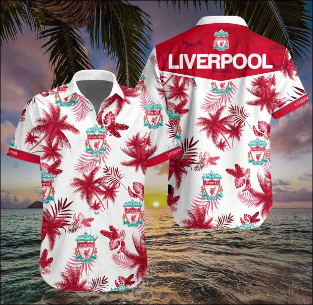 Liverpool hawaiian shirt
