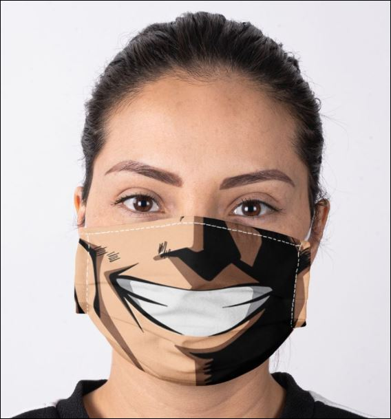 My Hero Academia face mask