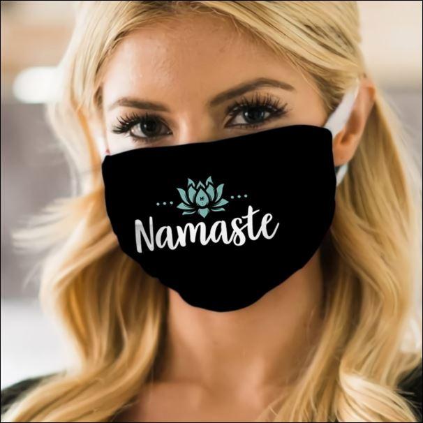 Namaste face mask