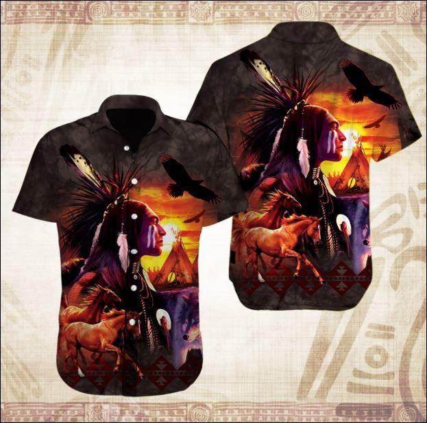 Native hawaiian shirt